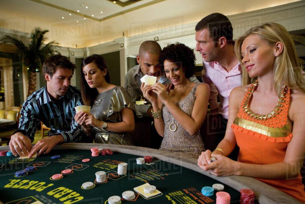 a list of casino games