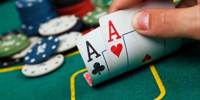 Playing Poker Agent